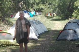camping bush tents